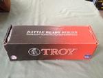 "GSA Troy Battle Ready Series 9"" Drop-In Battlerail SRAI-MRF-D(BT-00 Black 3EZ11 3EZ11"